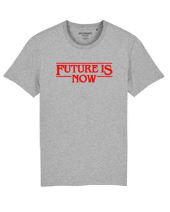 "T-shirt ""Future Is Now"""