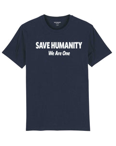 "T-shirt  ""Save Humanity"""