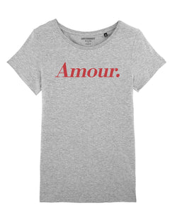 "T-shirt ""Amour"""