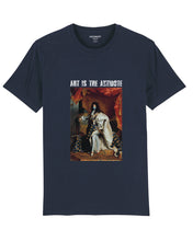 "Charger l'image dans la galerie, T-shirt  ""Art Is The Antidote"" - Louis XIV"