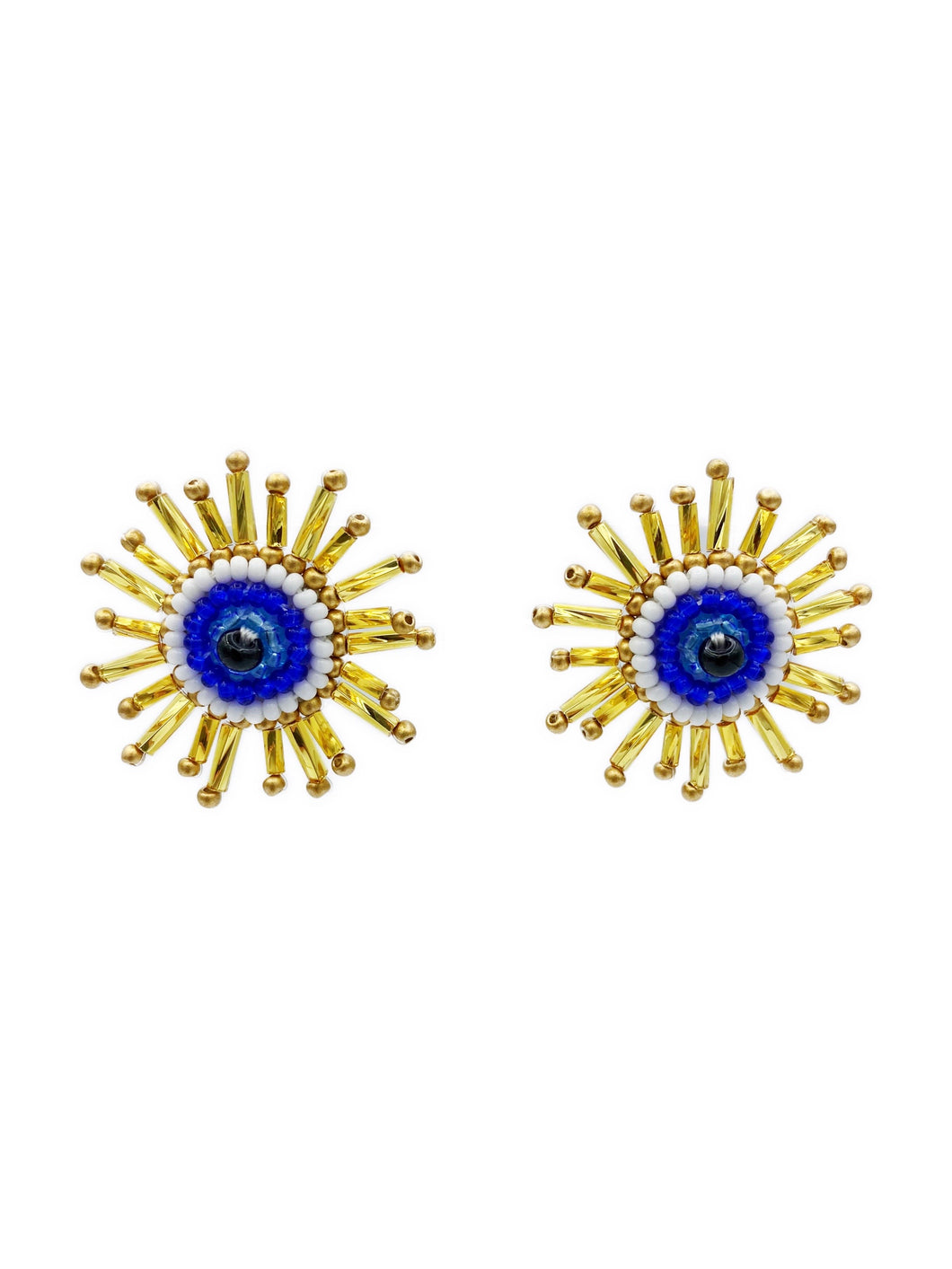 Mini Ojo Earrings