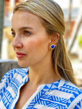Load image into Gallery viewer, Mini Ojo Earrings