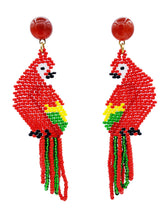 Load image into Gallery viewer, Macaw Earrings