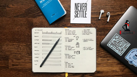 The Bullet Journal For Winning At Life/Sewing Projects