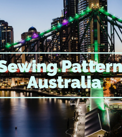 Sewing Patterns Australia; Beginner To Adventurous Me Made Wardrobes