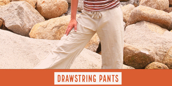 Drawstring Pant Pattern, PJ's Pant Pattern Yep, It's Cool