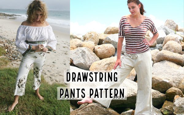 Rolldown Pants Pattern