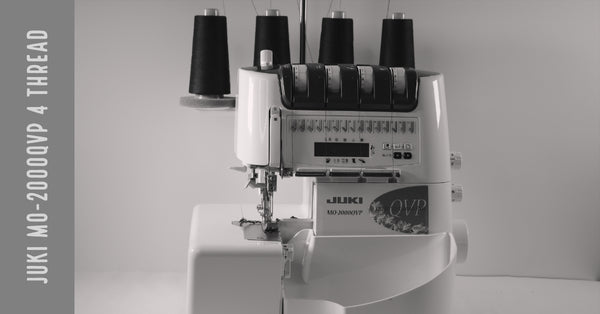 Domestic Overlocker JukiMO-2000VP