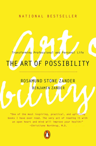 the art of possibility - kickass book