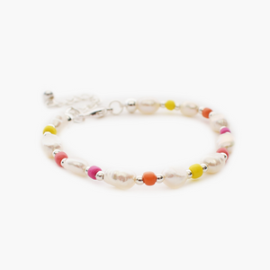 Pearl Multi Beaded Bracelet