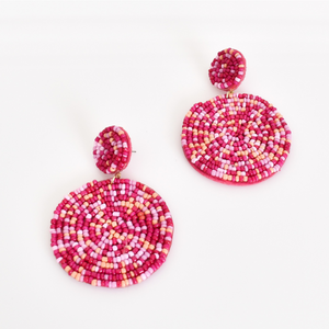 Tia Beaded Earrings