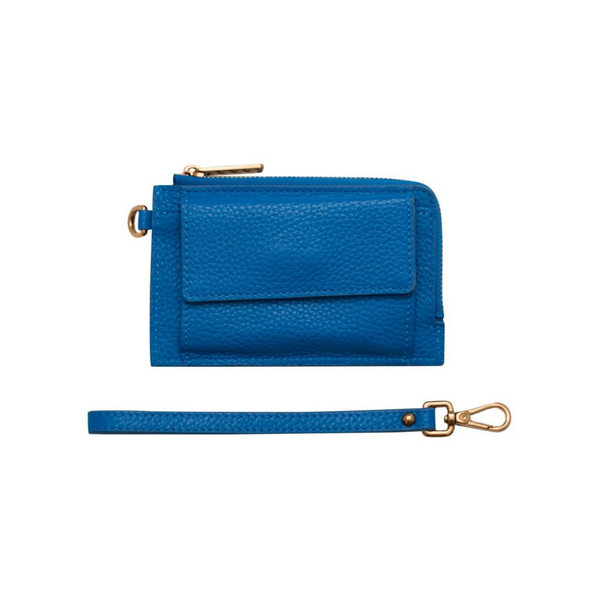 Bon Maxie Mighty Mini Leather Wallet (Cobalt)
