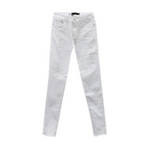 Vortex Denim Jeans (White)
