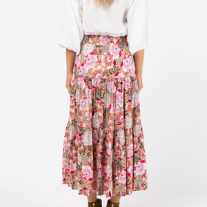 Bloom Maxi Skirt