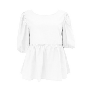 Charlie Top (White)