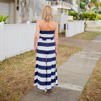 Cruise Stripe Jumpsuit