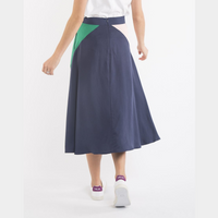 Elm Fern Panel Skirt