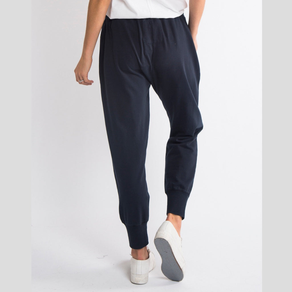 Elm Take Me To The Top Pants (Navy)
