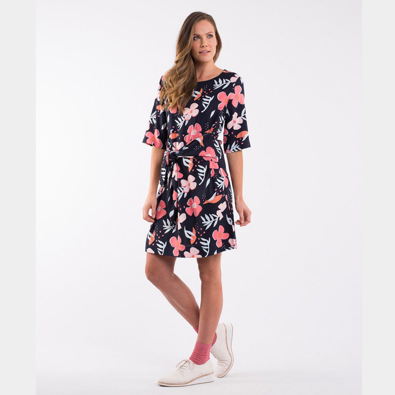 Elm Wall Flower Dress