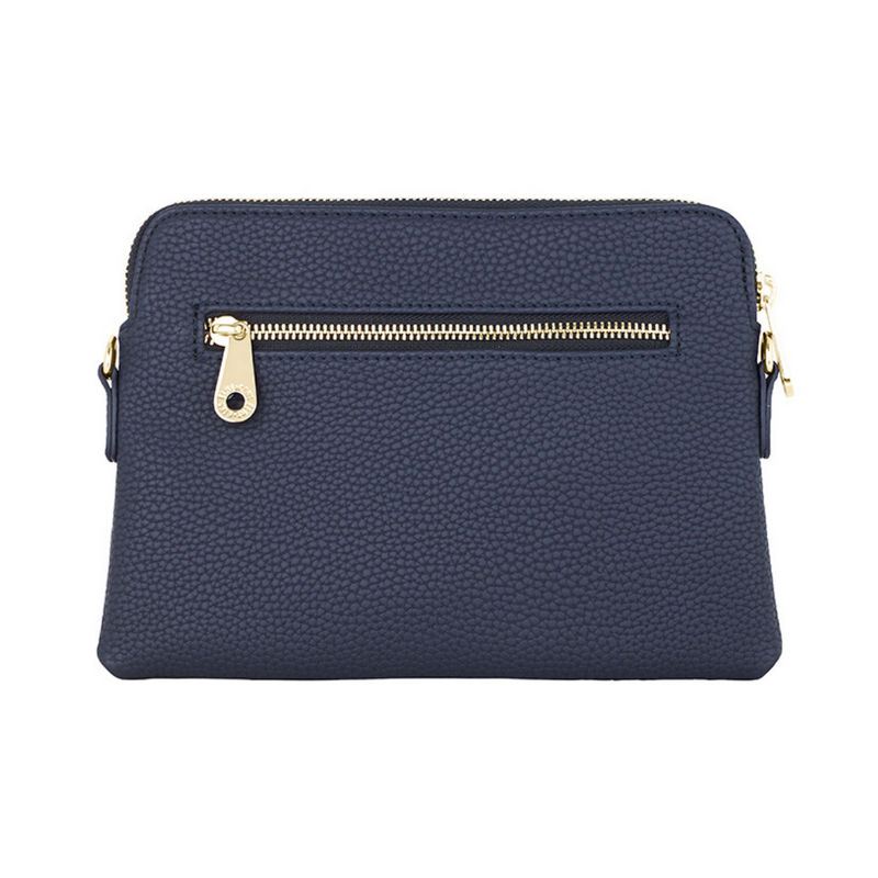 Elms & King Bowery Wallet (French Navy)
