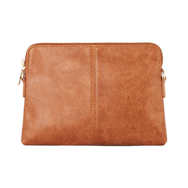 Elms & King Bowery Wallet (Tan Pebble)