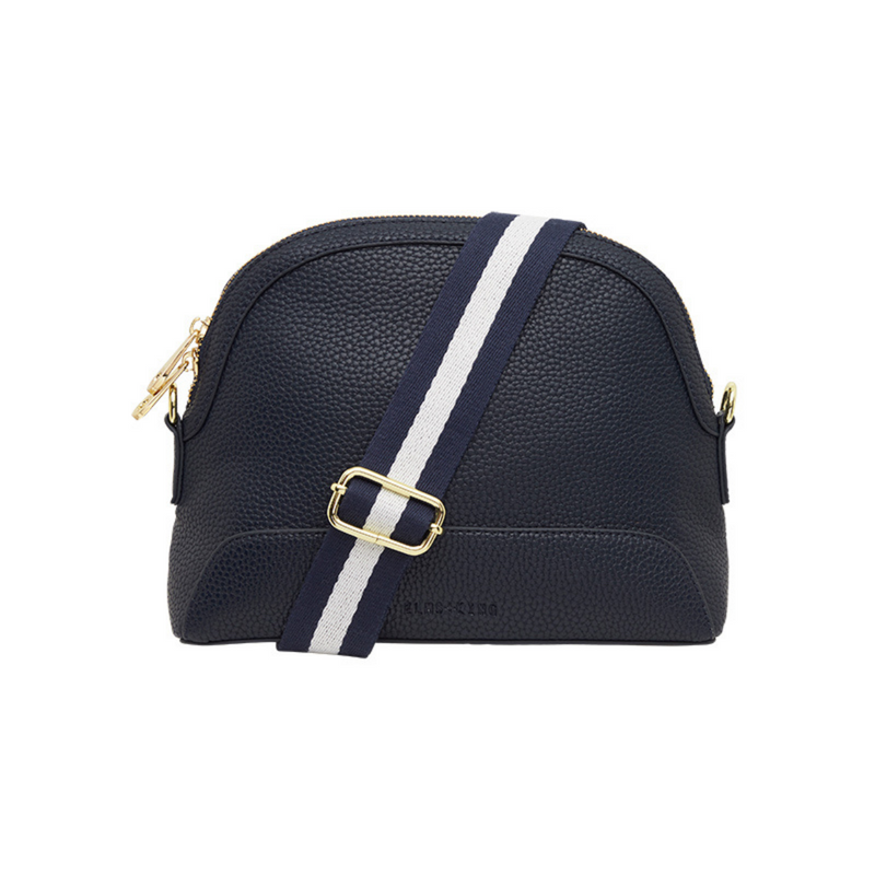 Elms & King Bronte Day Bag (French Navy)