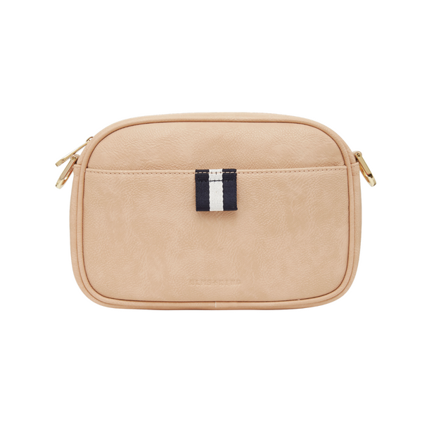 Elms & King New York Camera Bag (Nude Pebble)