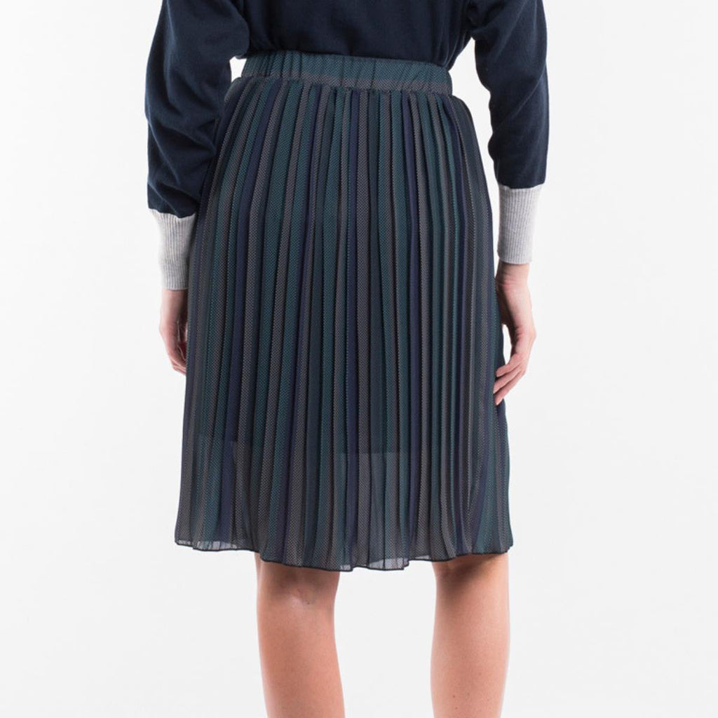 Foxwood Evelyn Pleated Skirt