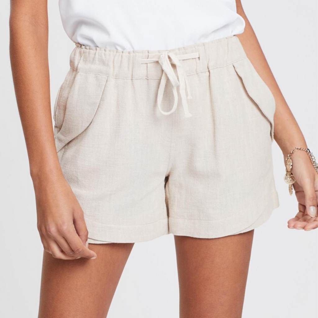 Weekender Shorts (Natural)
