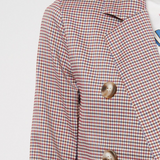 Gretel Check Jacket