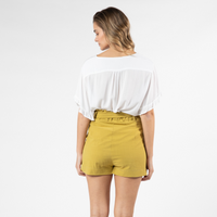 Sass Eya Top (White)
