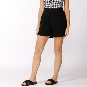 Sass Romee Shorts (Black)