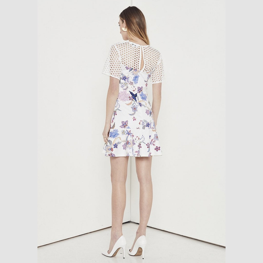 Shilla Aspire Flora Mix Dress