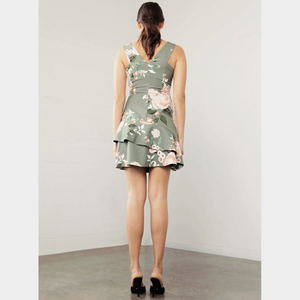 Shilla Enchant Flora Flare Dress