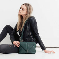 Status Anxiety Exile Bag (Green)