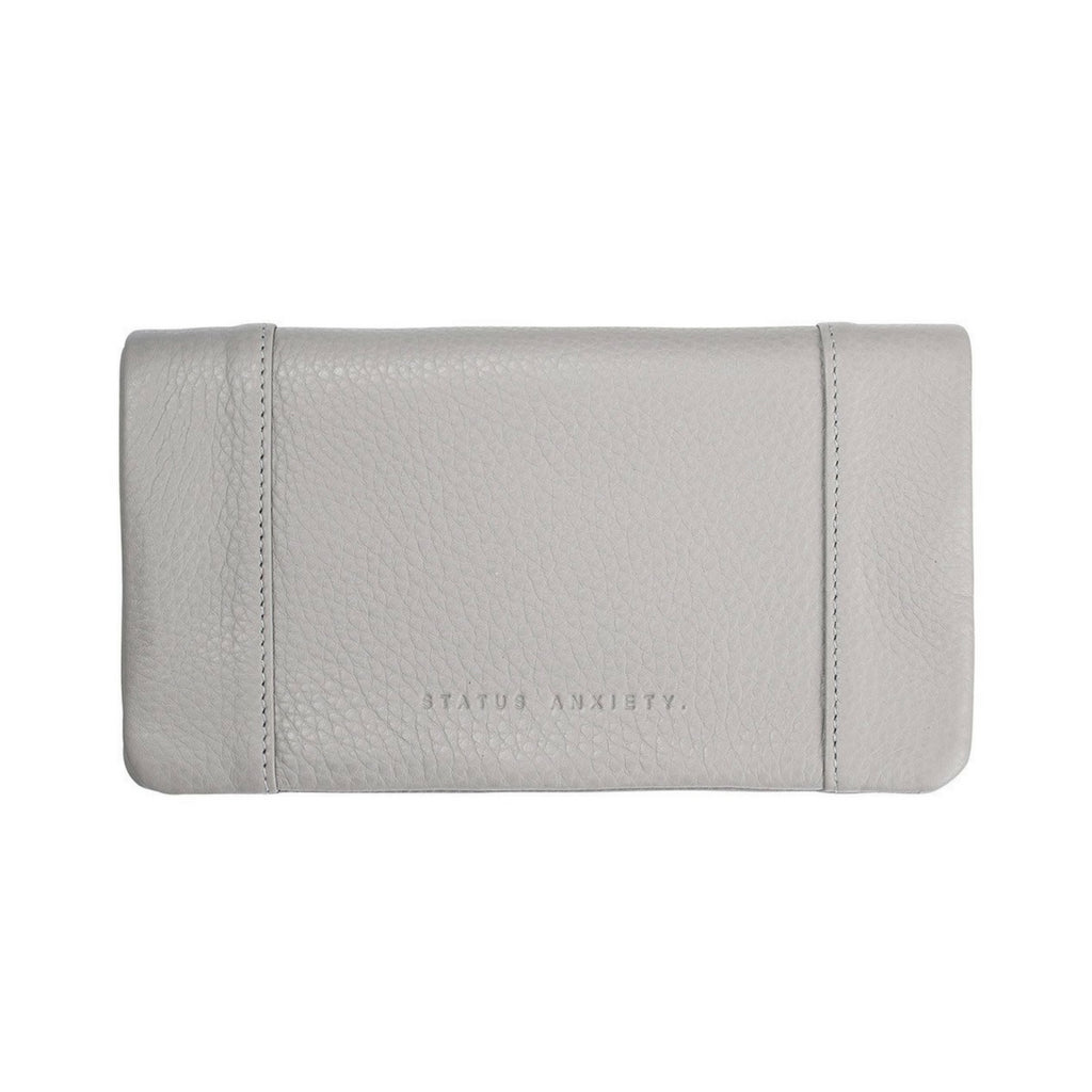Status Anxiety Some Type Of Love Wallet (Cement)