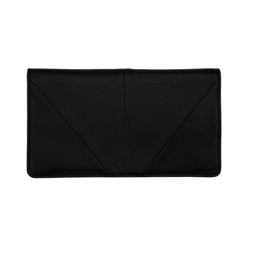 Status Anxiety Triple Threat Wallet (Black)