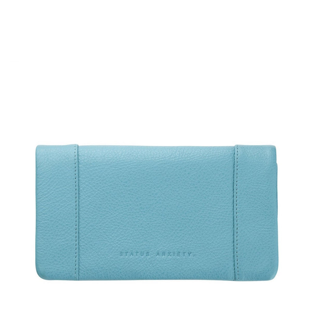 Status Anxiety Some Type Of Love Wallet (Sky)