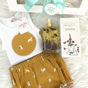 Tickled Pink New Mum & Bub Gift Pack (Bunny Love)