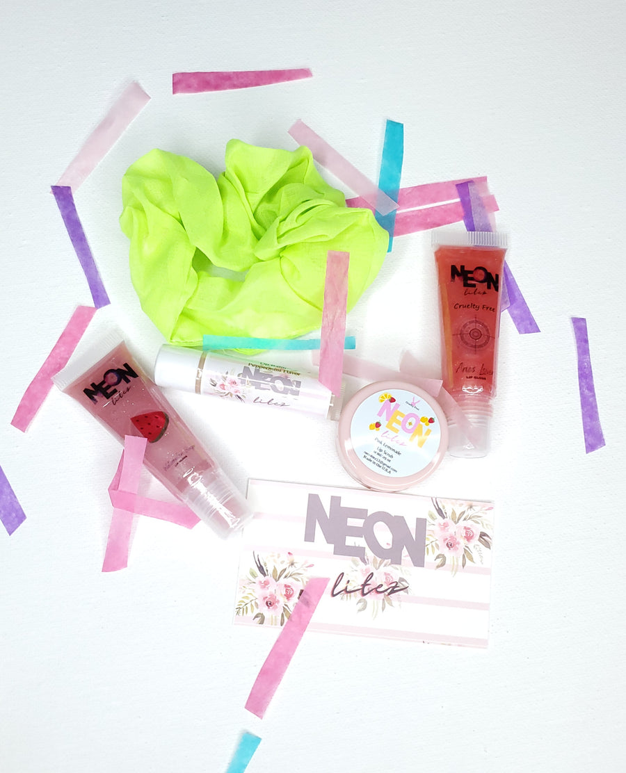 Neon Litez Lip Set