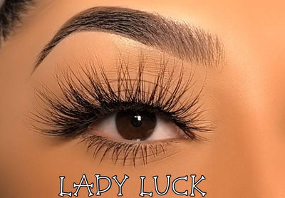 Lashes Lady Luck