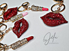 Key Chain Lips