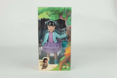 Luna Casual Kruseling Doll Set - Kathe Kruse box