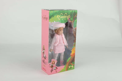 Vera Casual Kruseling Doll Set - Kathe Kruse box