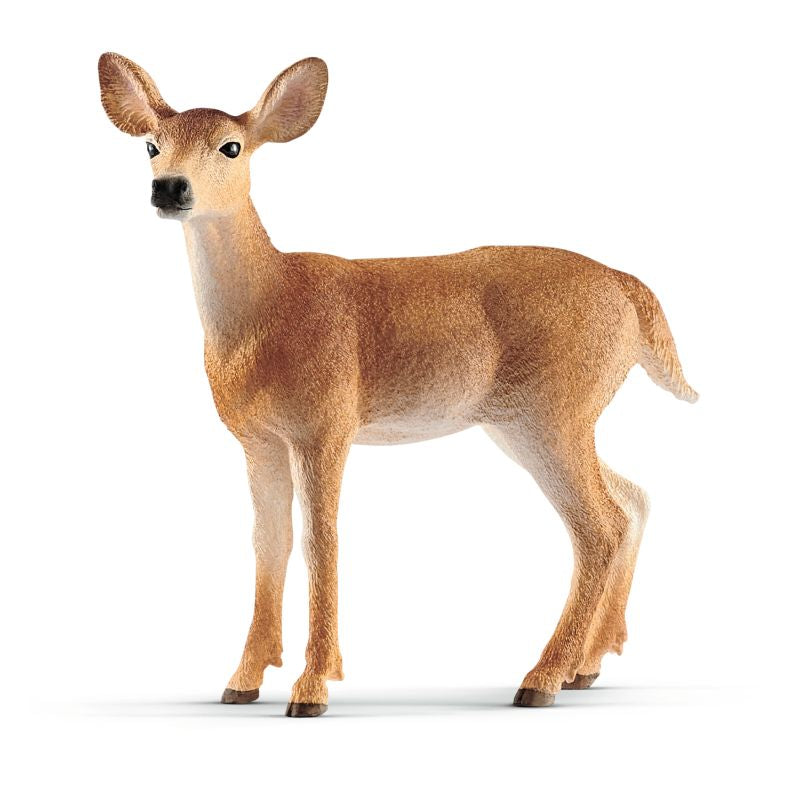 White-Tailed Doe - Schleich