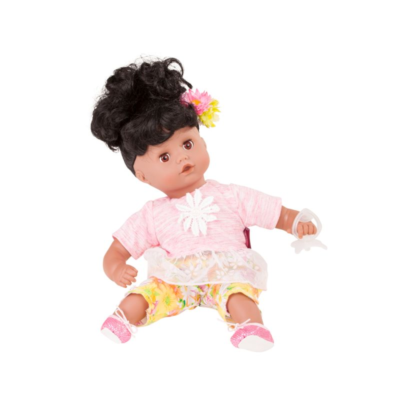 Muffin Daisy Do Afro-American Doll 33cm - Gotz