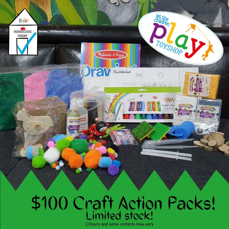 Craft Action Pack