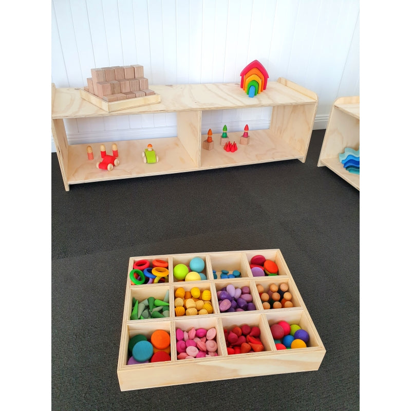Sorting Tray - The Wooden Toy Co
