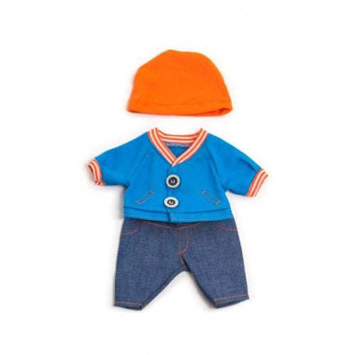 Autumn Denim Set 21cm - Miniland