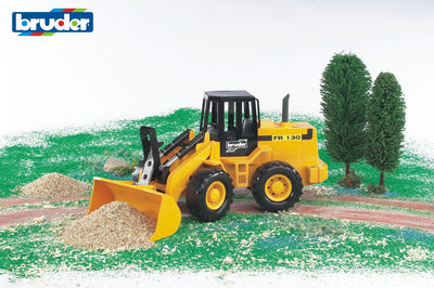 Articulated Road Loader FR130 - Bruder life
